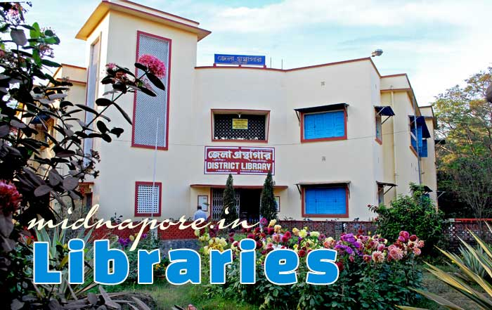 Libraries of Medinipur