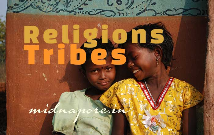 Religions Tribes of Medinipur