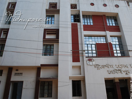 New Building of Brahmo Samaj with SHM
